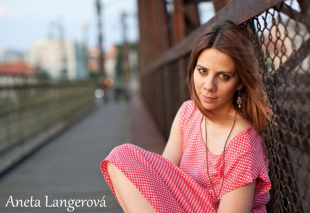 Aneta Langerová, obrázek se otevře v novém okně